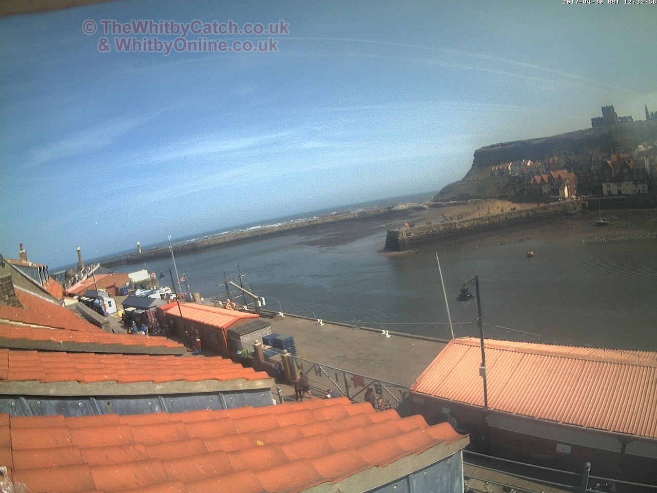Whitby Sun 30th April 2017 12:33.