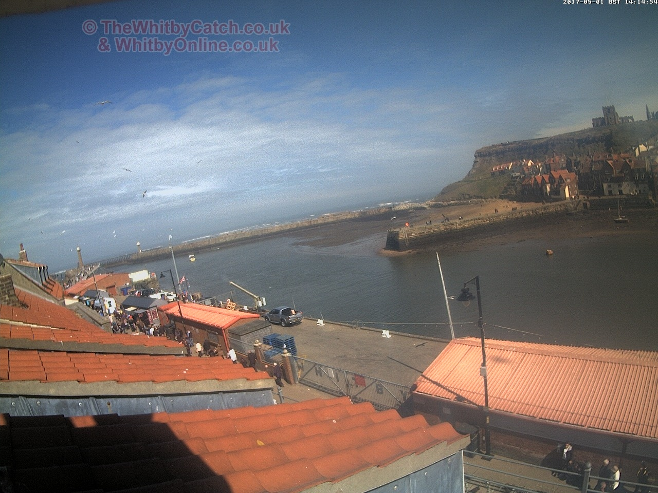 Whitby Mon 1st May 2017 14:15.