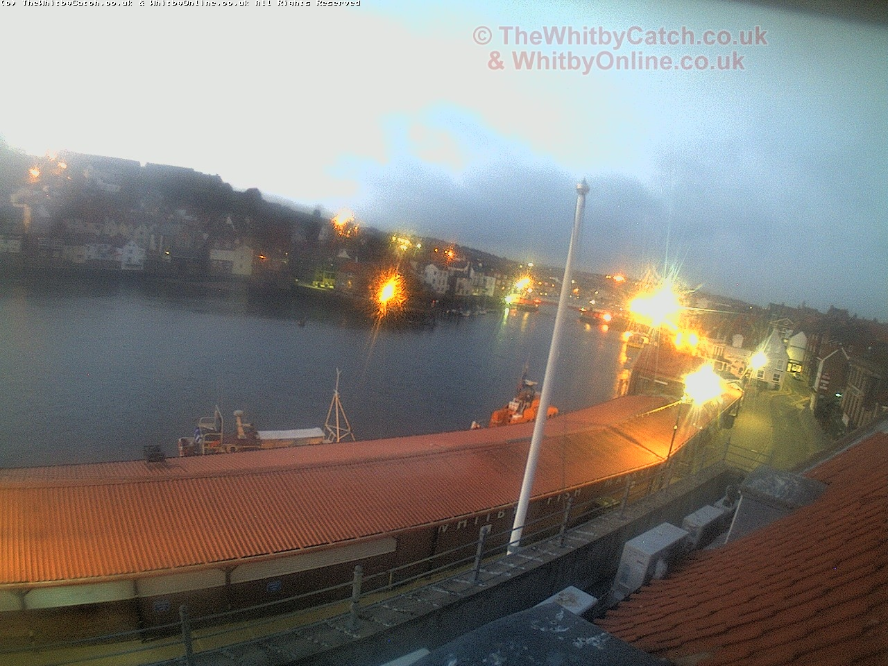 Whitby Sun 30th April 2017 04:52.