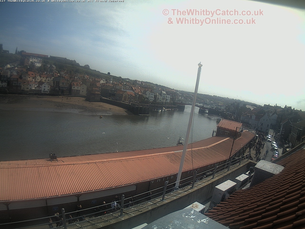Whitby Sun 30th April 2017 13:10.