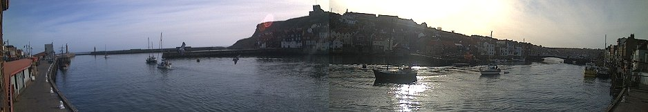 Whitby Panorama